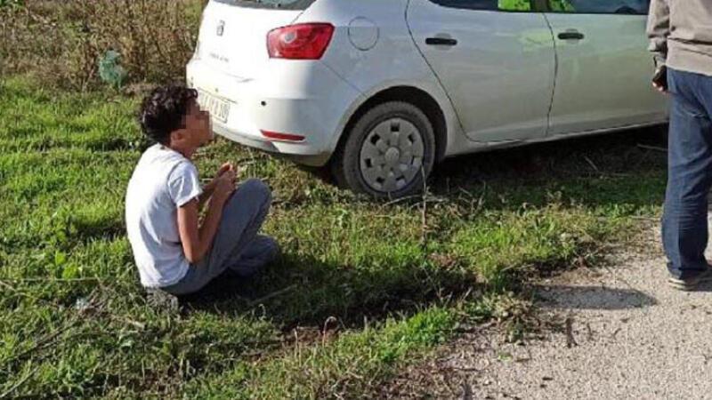 13 yaşındaki sürücü: Ceza yazmayın, annem beni öldürür