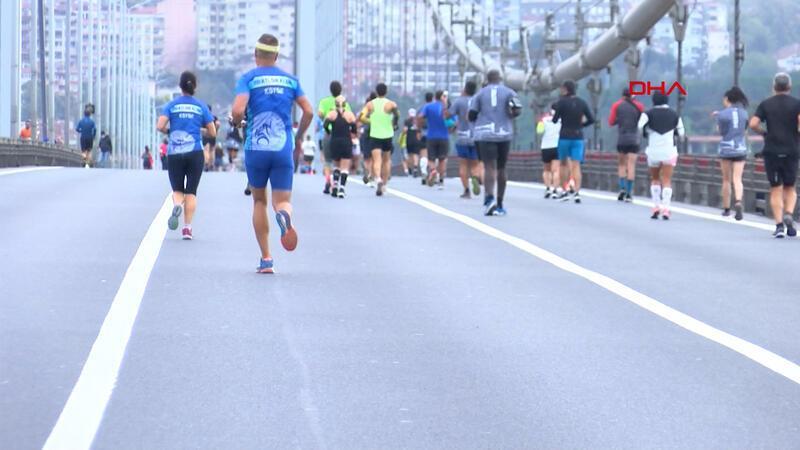 42. İstanbul Maratonu sona erdi!