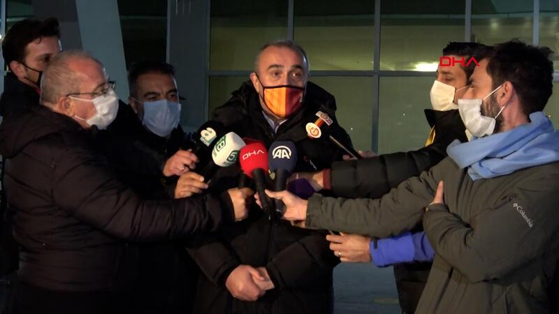 Abdurrahim Albayrak: Arda Turan'a güvencimiz, inancımız sonsuz .