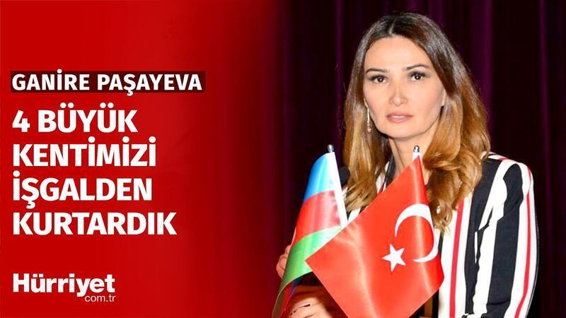 Azerbaycan Milletvekili Ganire Paşayeva: