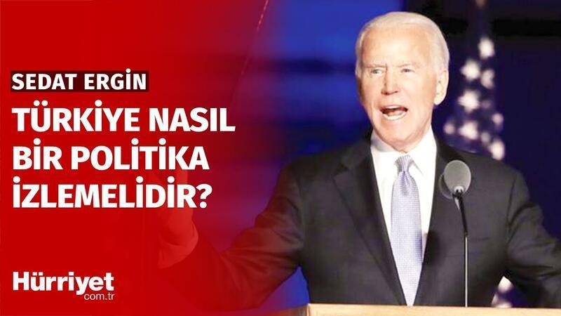 Türkiye - Amerika İlişkileri Nasıl Etkilenecek? Sedat Ergin Seçim Sonucunu Değerlendiriyor...