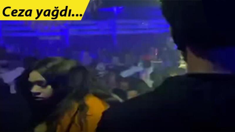 Avcılar'daki yabancı uyrukluların partisine ceza yağdı