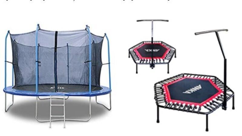 Trambolin fiyatları - En iyi, ucuz kaliteli trambolin çeşitleri ve tavsiyeleri