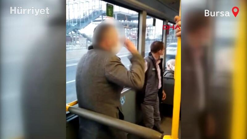 Otobüste kadınlara bakarak kendisini tatmin etti, 'İki taraflı zannettim' dedi
