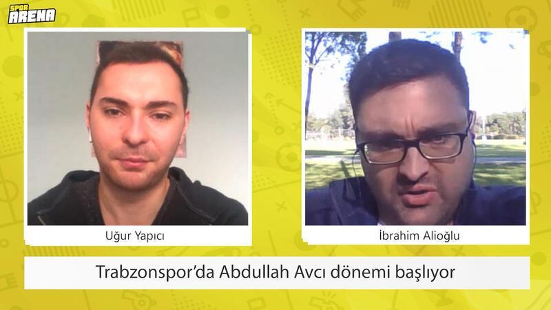 Orhan Ak, Abdullah Avcı'yı Trabzonspor'a bu sözlerle ikna etti