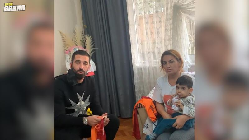 Arda Turan'dan SMA hastası Ali Eymen için bağış çağrısı
