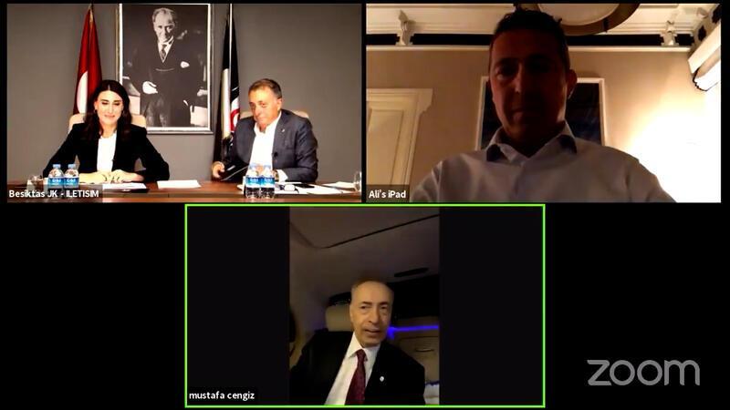 Mustafa Cengiz, Ali Koç ve Ahmet Nur Çebi Pamir bebek için bir araya geldi!