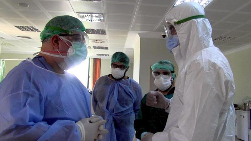 'Çin aşısı uygulanan iki sağlık çalışanında antikor oluştu'