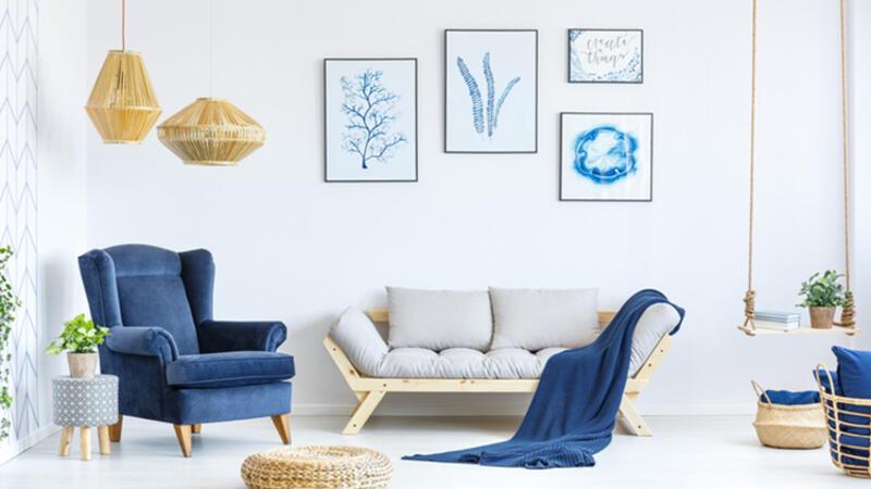 Evinizde eklektik dekorasyonu uygulamaya ne dersiniz?