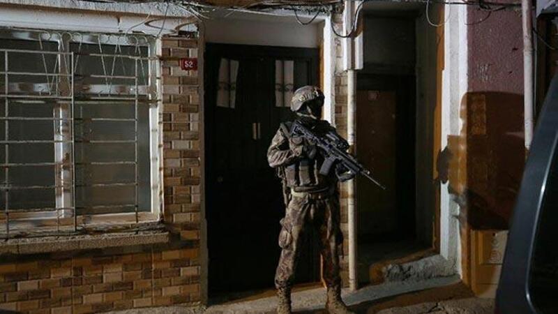 Adana'da terör örgütü YPG/PKK'ya yönelik operasyonda 6 gözaltı