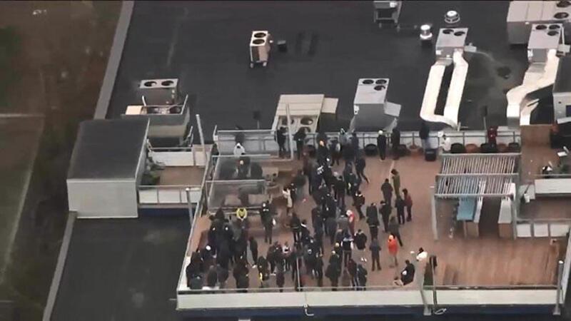 Kanada'da Ubisoft Montreal binasında rehine krizi