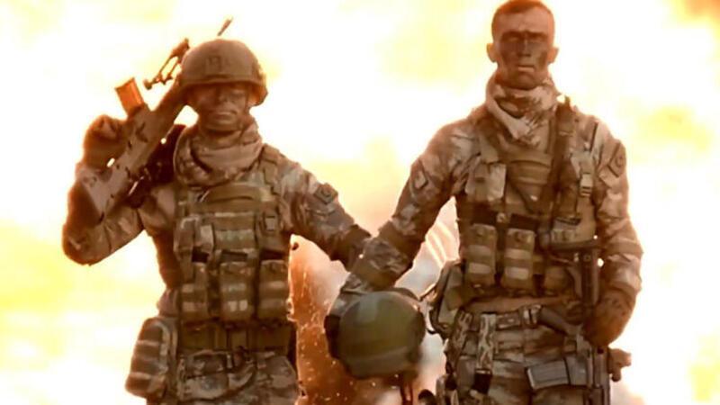 MSB'den Azerbaycan ordusuna ithafen özel klip