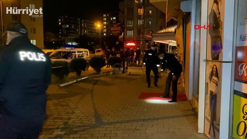 Pendik'te müteahhit silahlı saldırıda ağır yaralandı