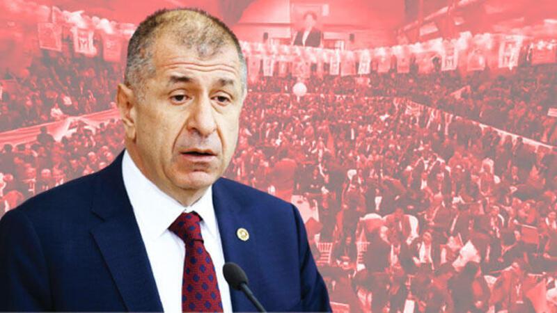 Son dakika haberler... Ümit Özdağ, İYİ Parti'den ihraç edildi