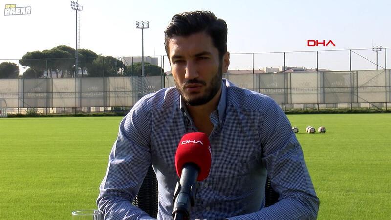 Nuri Şahin: Antalya'da yaşamaktan çok mutluyuz