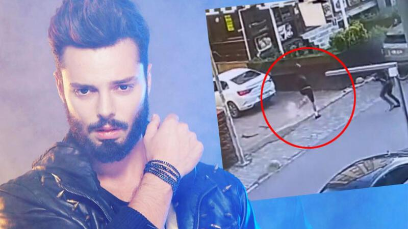 Kadıköy'de şarkıcı Bulut Duman'ı silahla yaralayan şüpheli adliyeye sevk edildi