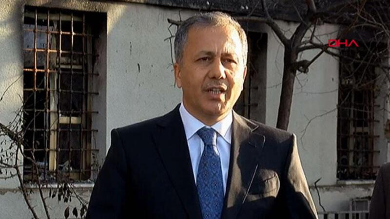 Vali Yerlikaya: Vaniköy Camii'ni yeniden ihya edeceğiz
