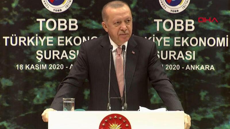 Son dakika... Cumhurbaşkanı Erdoğan'dan kritik faiz uyarısı