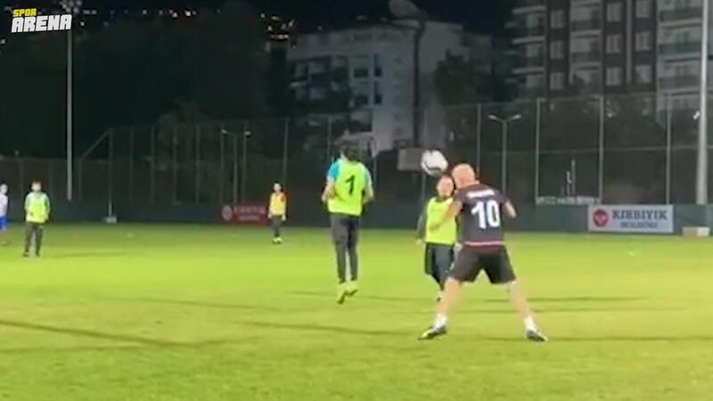 Hasan Çavuşoğlu resital yaptı; 18 gol...