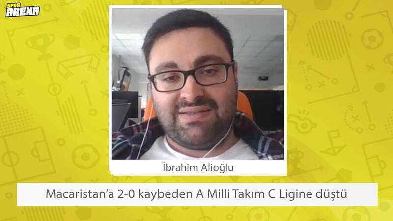 İbrahim Alioğlu: 'Türkiye için önemli olan Avrupa Şampiyonası!'
