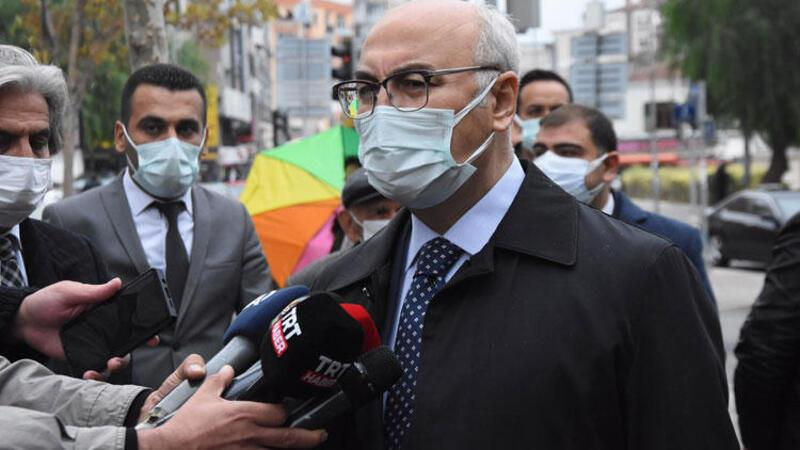Son dakika... İzmir Valisi açıkladı! Depremden sonra korona patlaması yaşandı...