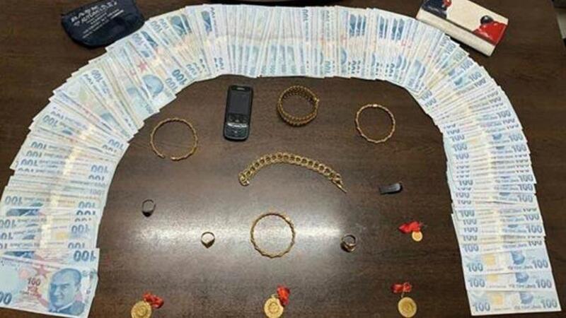 Yaşlı çiftin 173 bin lirasını çalan şüpheliler yakalandı