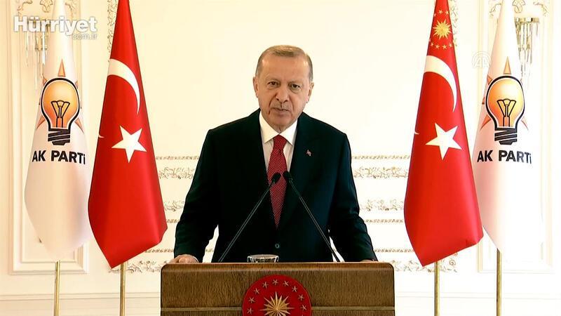 Cumhurbaşkanı Erdoğan'dan Avrupa  mesajı