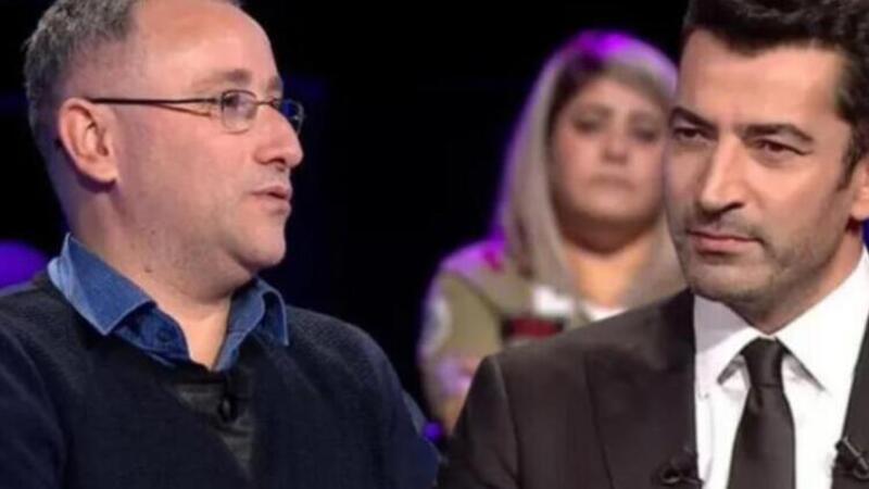 Kim Milyoner Olmak İster yarışmacının trajik öyküsü Kenan İmirzalıoğlu'nu ağlattı