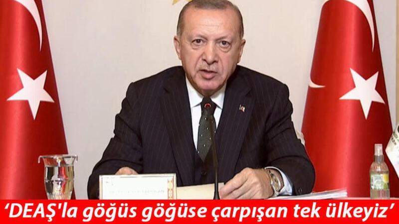 Son dakika… Cumhurbaşkanı Erdoğan'dan G-20 Liderler Zirvesi'nde önemli mesajlar