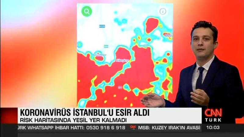 Koronavirüs İstanbul'u esir aldı
