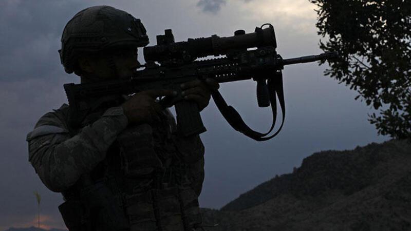 MSB duyurdu! PKK'lı 4 terörist etkisiz hale getirildi