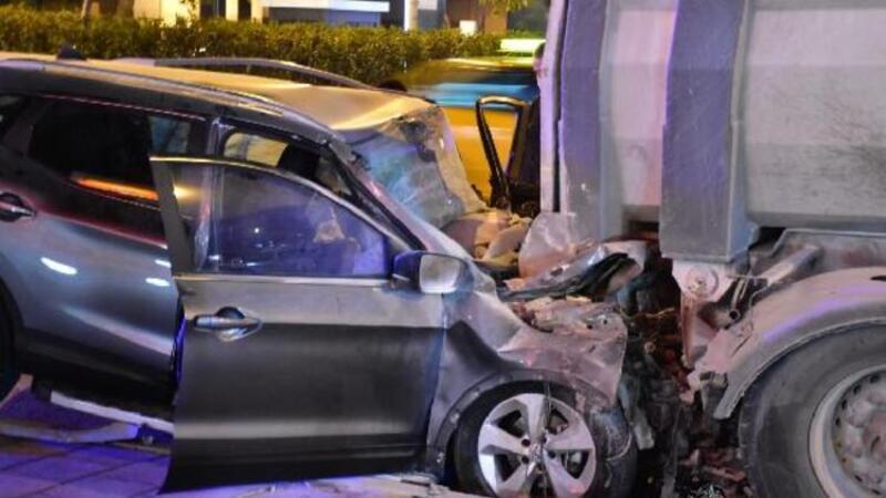 Son dakika haber... İzmir'de polis memuru kazada hayatını kaybetti