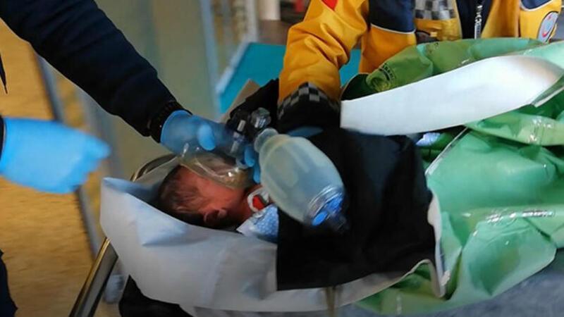 Son dakika... Sivas'ta yeni doğmuş bebek, boş arsaya terk edildi