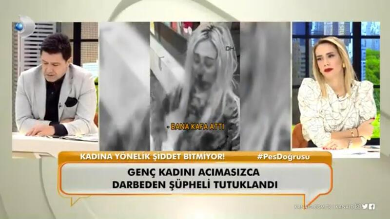 """Hakan Ural, canlı yayında """"Kadına Şiddet"""" olaylarına ateş püskürdü!"""