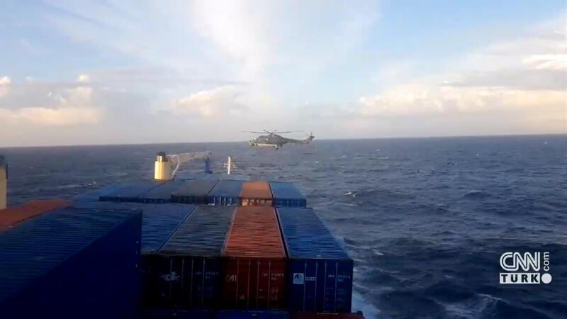 Gemi trafiğinde 3 ülkeye nota verildi, görüşmede ne konuşuldu?