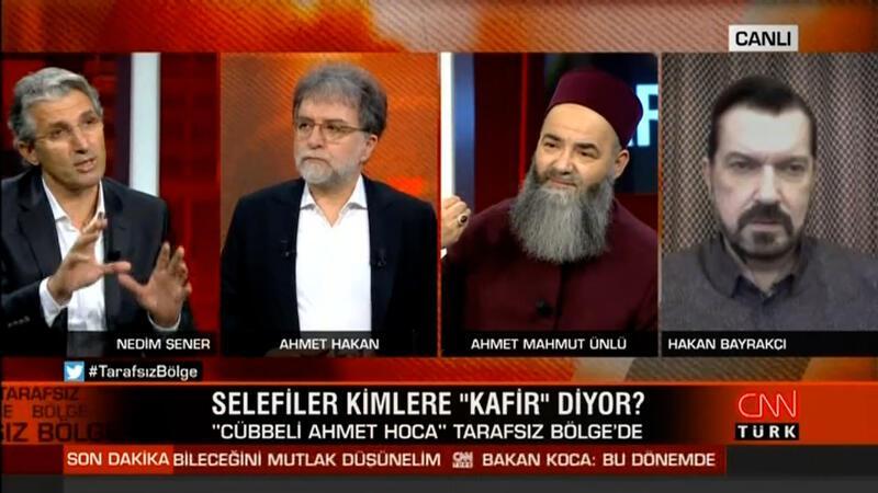 'Silahlı Selefi dernekler' iddiası! Cübbeli Ahmet'ten canlı yayında açıklamalar