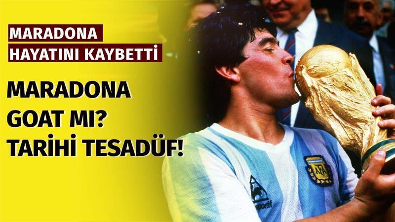 Maradona tüm zamanların en iyisi miydi? Pele, Platini, Hagi..