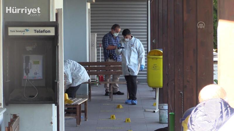 Tutuklu oğlunu ziyaret eden kişi cezaevinden çıkışta silahla vurularak öldürüldü
