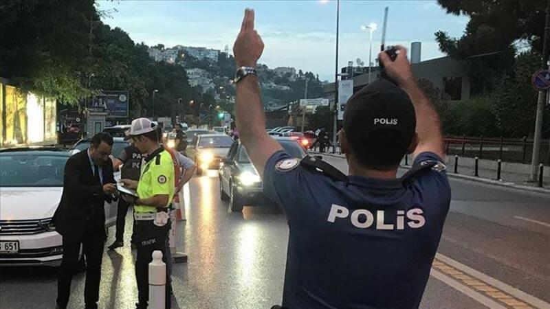"""İstanbul'da """"Yeditepe Huzur"""" asayiş uygulaması yapıldı"""