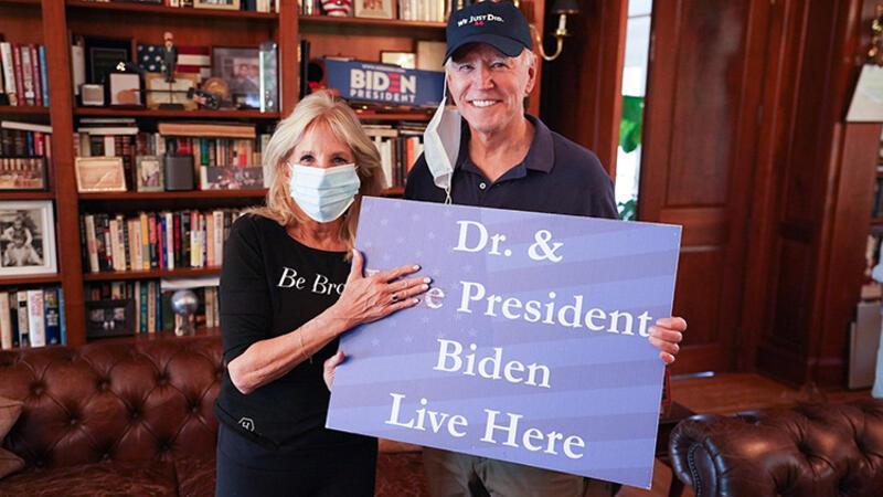 """ABD'de başkan seçilen Joe Biden Beyaz Saray'a """"first kedi"""" getirecek"""