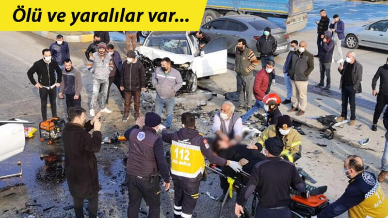 Son dakika! Bursa'da feci kaza: Ölü ve yaralılar var