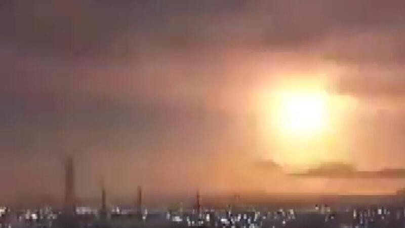 Japonya'da göktaşı gökyüzünü aydınlattı! ''Bu kadar parlak olması nadir bir durum...''