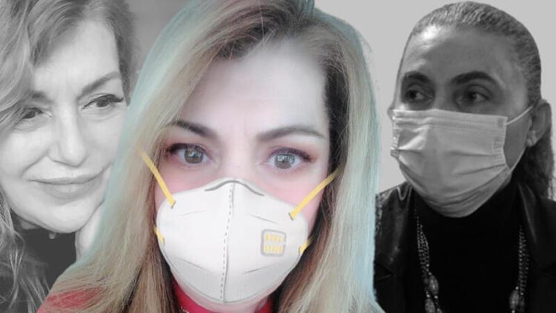 Kuaför ve eşi 4 gün arayla koronavirüsten hayatını kaybetti