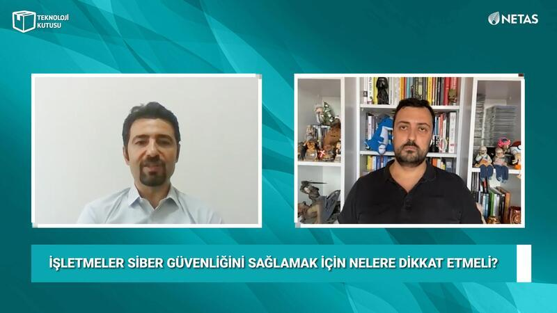 Netaş Yönetilen Hizmetler ve Siber Güvenlik Hizmetleri Çözüm Direktörü İsmail Kar