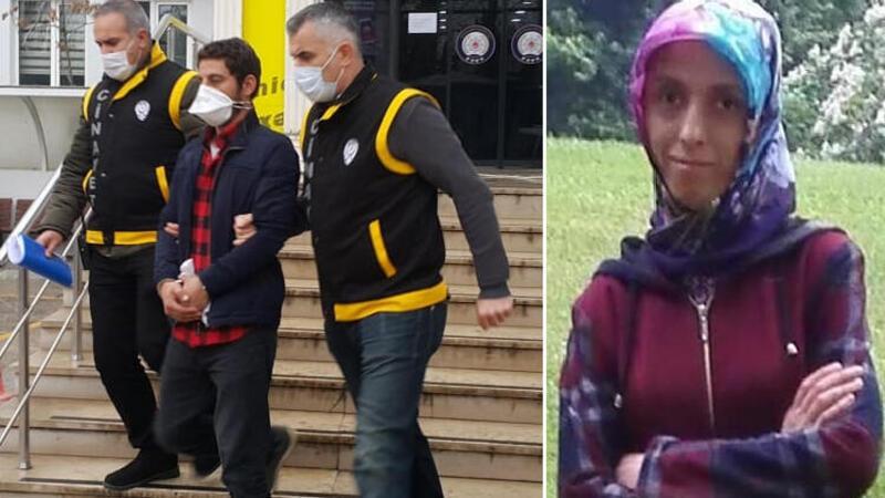 Ölen kadınla yasak aşk yaşadığı anlaşılmasın diye cesedini binanın girişine taşıdı