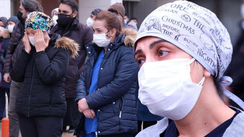 Koronavirüsten ölen Selver hemşirenin mesai arkadaşı: Ne olur maske takın