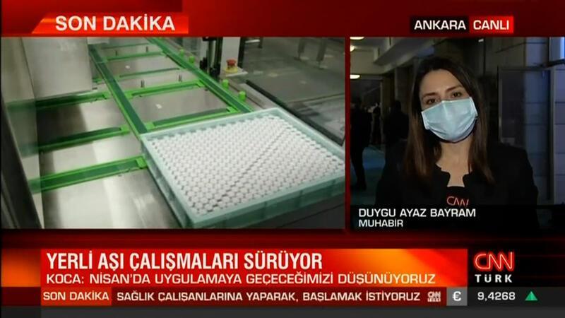 Sağlık Bakanı Koca koronavirüs aşısı için tarih verdi