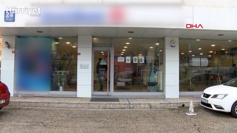 Bağcılar'da bankadan para çeken  şahsa silahlı gasp