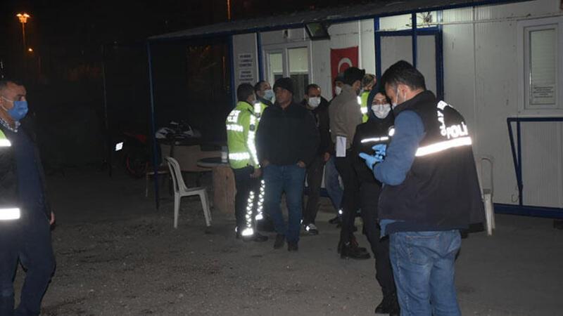 Türk Polis Teşkilatı Güçlendirme Vakfı Otoparkı'na silahlı saldırı