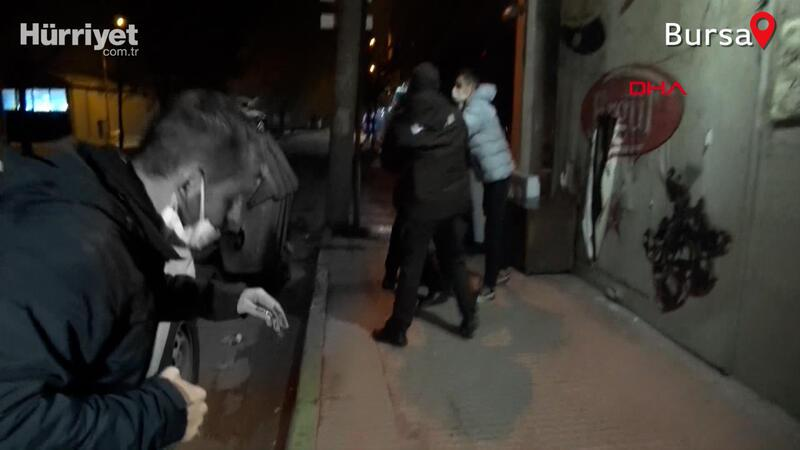 DHA muhabirine çirkin saldırı; kısıtlamayı  ihlal eden boksör, gazetecinin burnunu kırdı